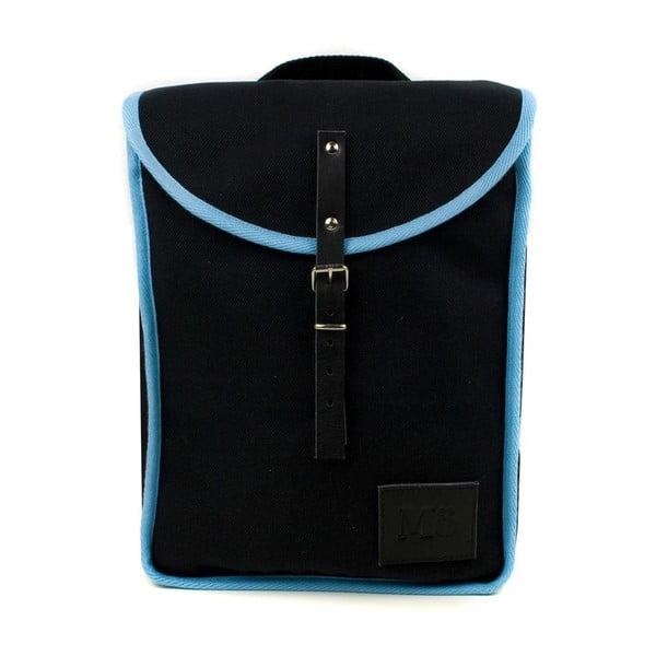 Batoh Black Blue Heap