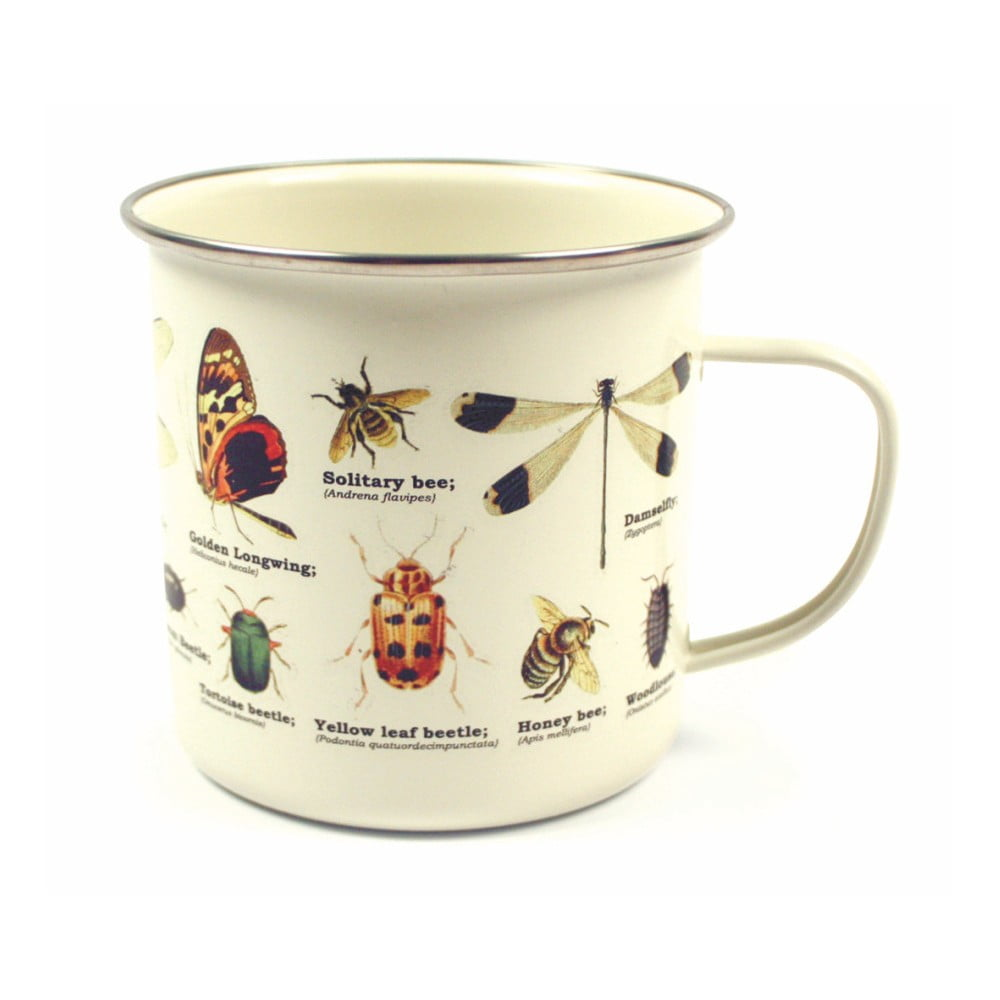 Hrnek s motivem hmyzu Gift Republic Insect, 325ml