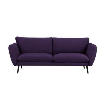 Canapea cu 3 locuri HARPER MAISON Erika mov