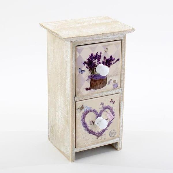 Šperkovnice Lavender Deco