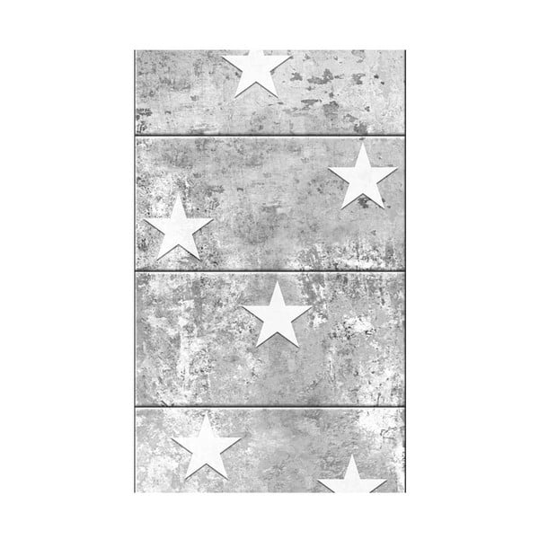 Tapeta v roli Bimago Stars On Concrete, 0,5 x 10 m