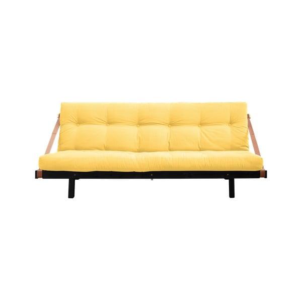 Jump Black/Yellow variálható kanapé - Karup Design