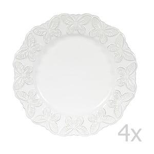 Set 4 farfurii Candice, 28 cm