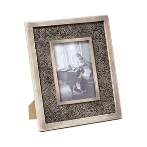 Hnědý fotorámeček Ego Dekor, 27x32cm