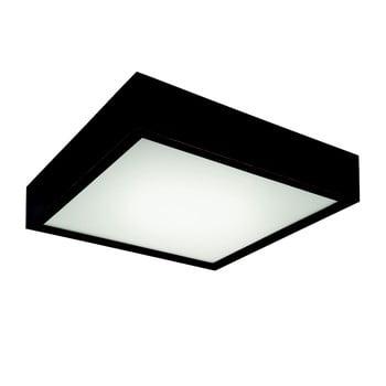 Plafonieră pătrată Lamkur Plafond, 37,5x37,5 cm, negru de la LAMKUR