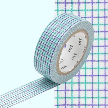 Bandă decorativă Washi MT Masking Tape Sabine, rolă 10 m imagine
