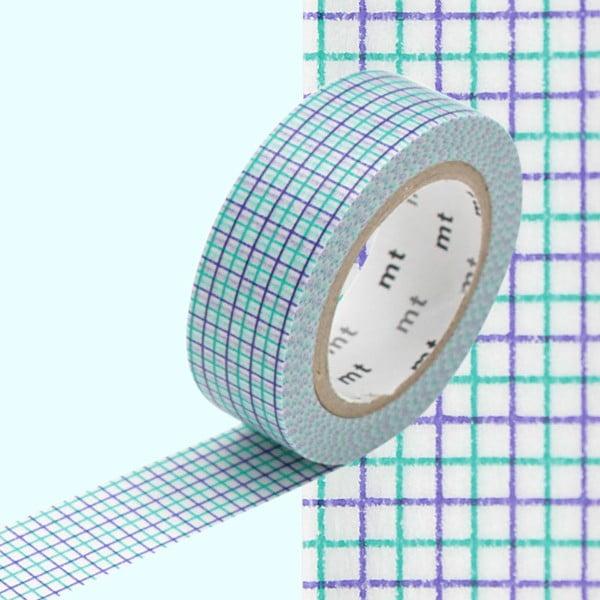 Taśma dekoracyjna washi MT Masking Tape Sabine, dł.10m