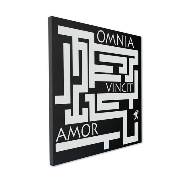 Magnetická tabule Omina Vincit Amor