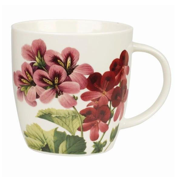 Hrnek Redoute´s Roses Geranium, 400 ml