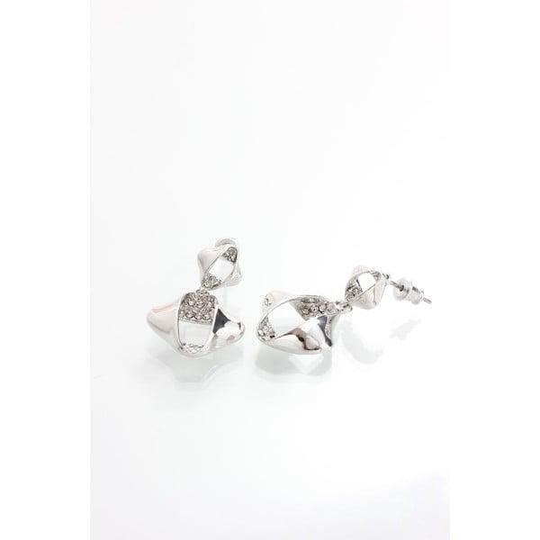 Náušnice se Swarovski krystaly Yasmine Crystals