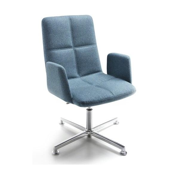 Kancelářská židle Uno Zago, zelenomodrá