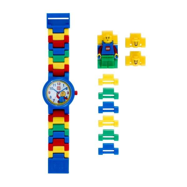 Zegarek z figurką LEGO® Classic