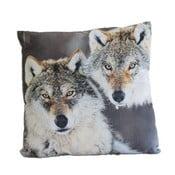 Polštář Wolves, 45x45 cm