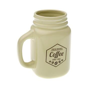 Cană ceramică Versa Beige Coffee de la Versa