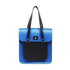 Kožená kabelka Rosemont Royal Blue/Black