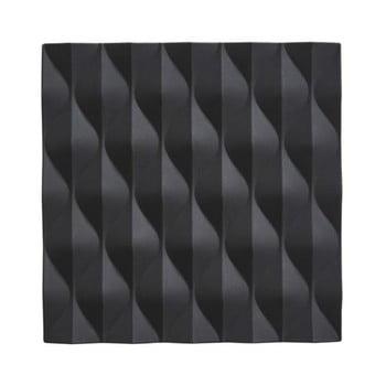Suport din silicon pentru oale fierbinți Zone Origami Wave, negru de la Zone