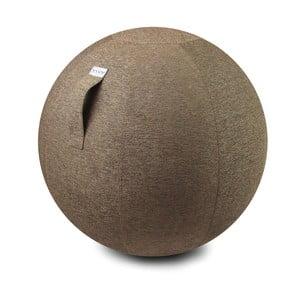 Světle hnědý sedací míč VLUV, 65 cm