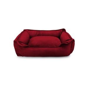 Červený pelíšek pro psy Marendog Nebula Premium