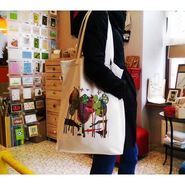Plátěná taška Chameleon