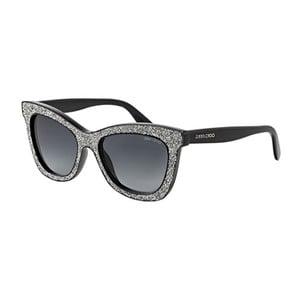 Sluneční brýle Jimmy Choo Flash Black Silver/Grey