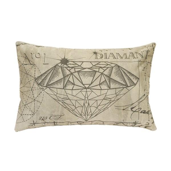 Polštář Diamant, 35x55 cm