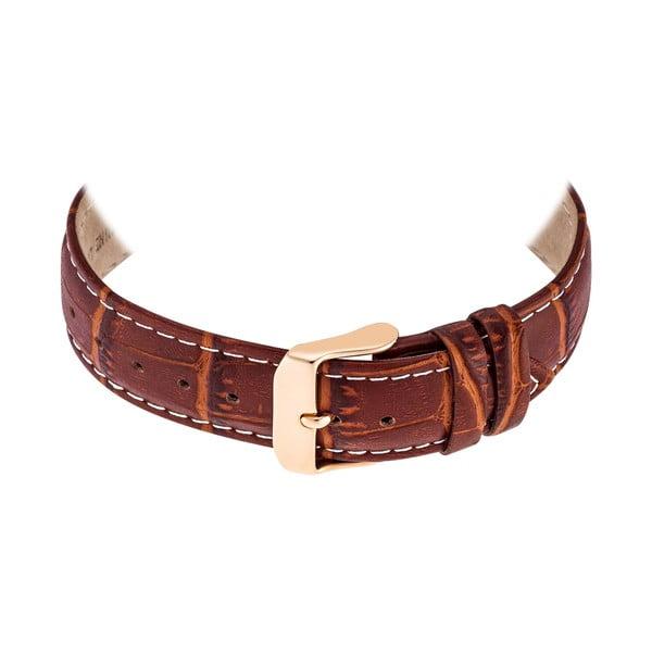 Pánské hodinky Rhodenwald&Söhne Levantos Copper/Leather