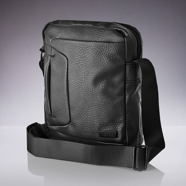 Pánská taška Solier VM01, černá