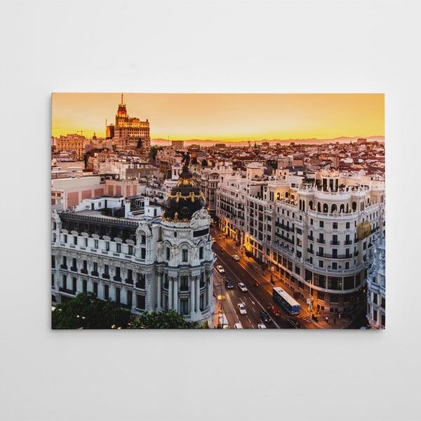 Obraz na plátně In the city, 50x70 cm