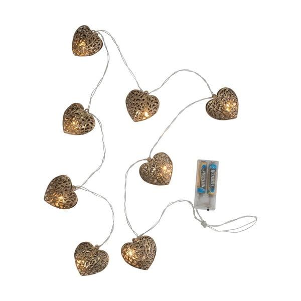 Světelný LED řetěz Sling