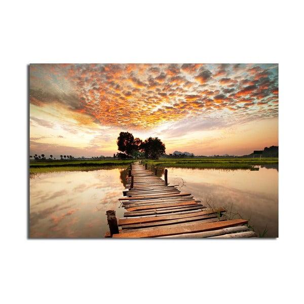 Obraz na plátně Dawn, 100x70cm