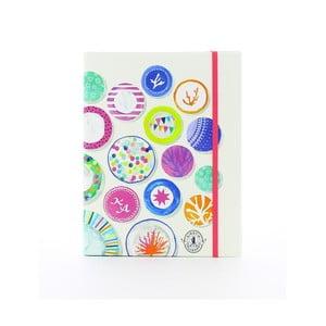 Zápisník na recepty Blueprint Collections Kirstie Allsopp