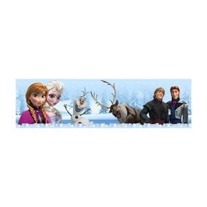 Samolepící bordura AG Design Frozen Ledové Království III, délka 5m