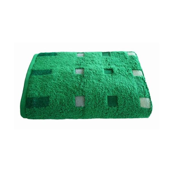 Ručník Quatro Smaragd, 80x160 cm