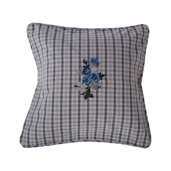 Povlak na polštář Autumn Glow 45x45 cm, modrý