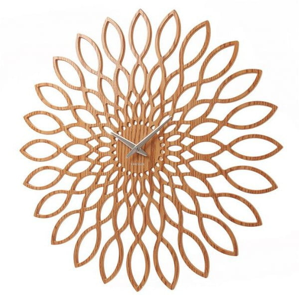 Hodiny Sunflower, 60 cm