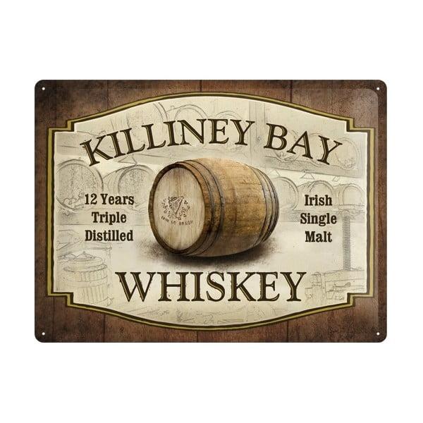 Cedule Whiskey, 30x40 cm