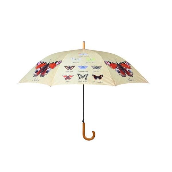 Fly pillangó mintás esernyő, ⌀ 120 cm - Ego Dekor