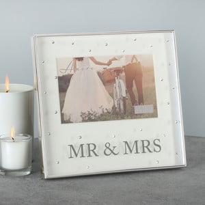 Rámeček na fotografii Amore Mr. and Mrs, profotografii10x15cm