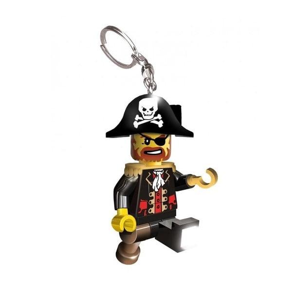 Svítící klíčenka LEGO Kapitán pirátů