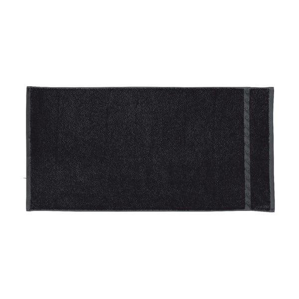 Ručník Wave 100x50, černý