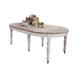 Jídelní stůl zmangového dřeva Orchidea Milano