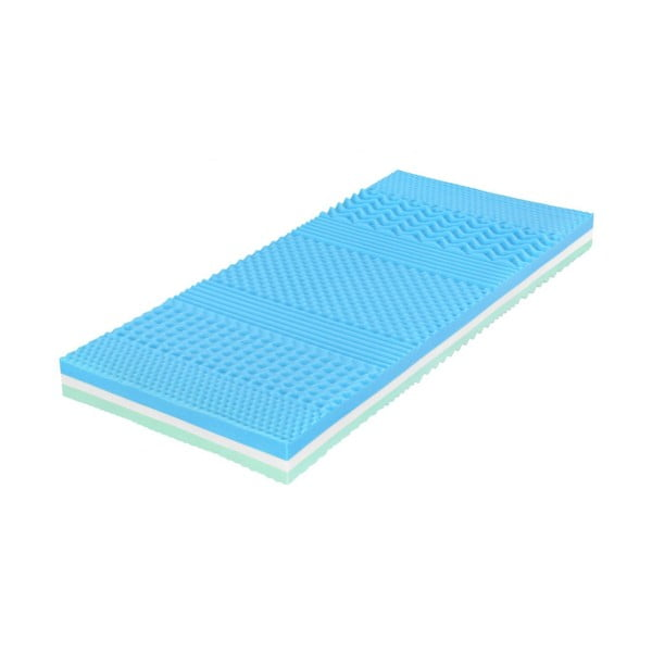 Zónovaný matrac zo studenej peny Tropico Revital II, 200 x 90 x 17 cm
