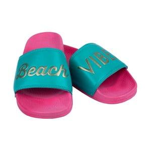 Pantofle Tri-Coastal Design Beach Vibe, vel. L