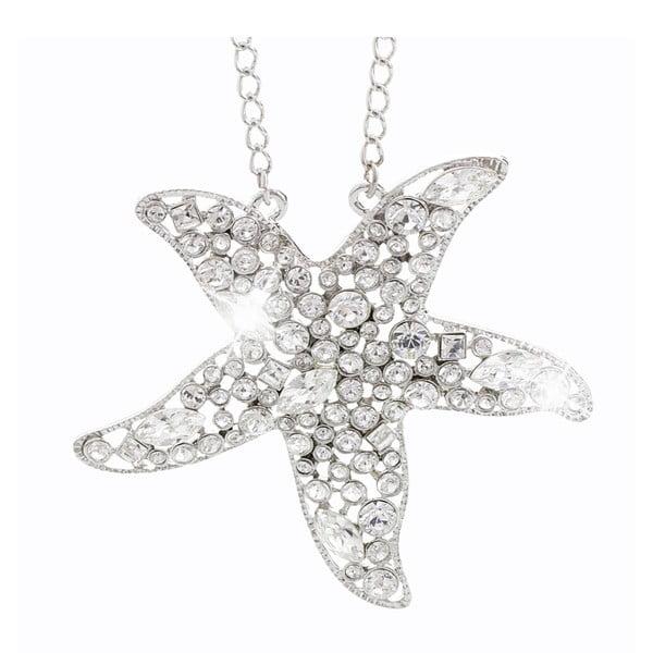 Náhrdelník s krystaly Swarovski® Yasmine Star