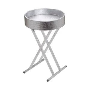 Stolek Circular Tray Silver