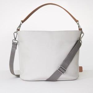 Bílá taška s uchem přes rameno Caroline Gardner Finsbury Fashion Bag