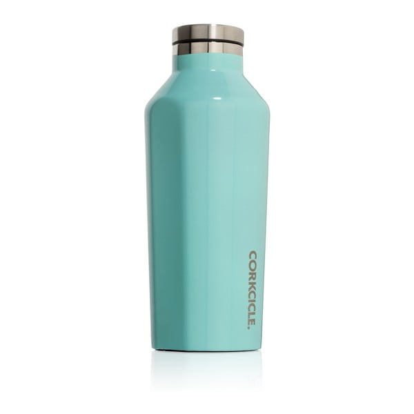 Canteen türkiz termosz, 260 ml - Corkcicle