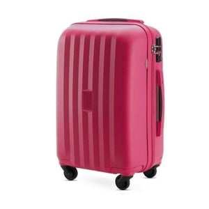 Kufr Travel PP 20', růžový