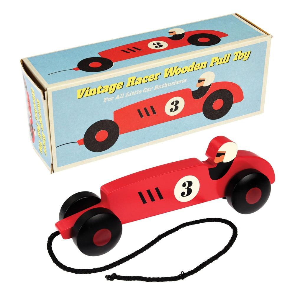 Dětské dřevěné tahací autíčko Rex London Formule