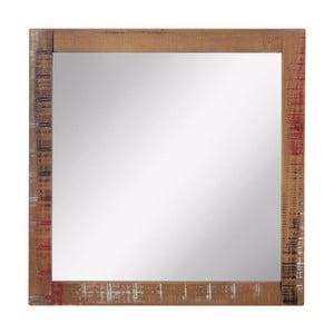 Nástěnné zrcadlo  z masivního borovicového dřeva Støraa Santana
